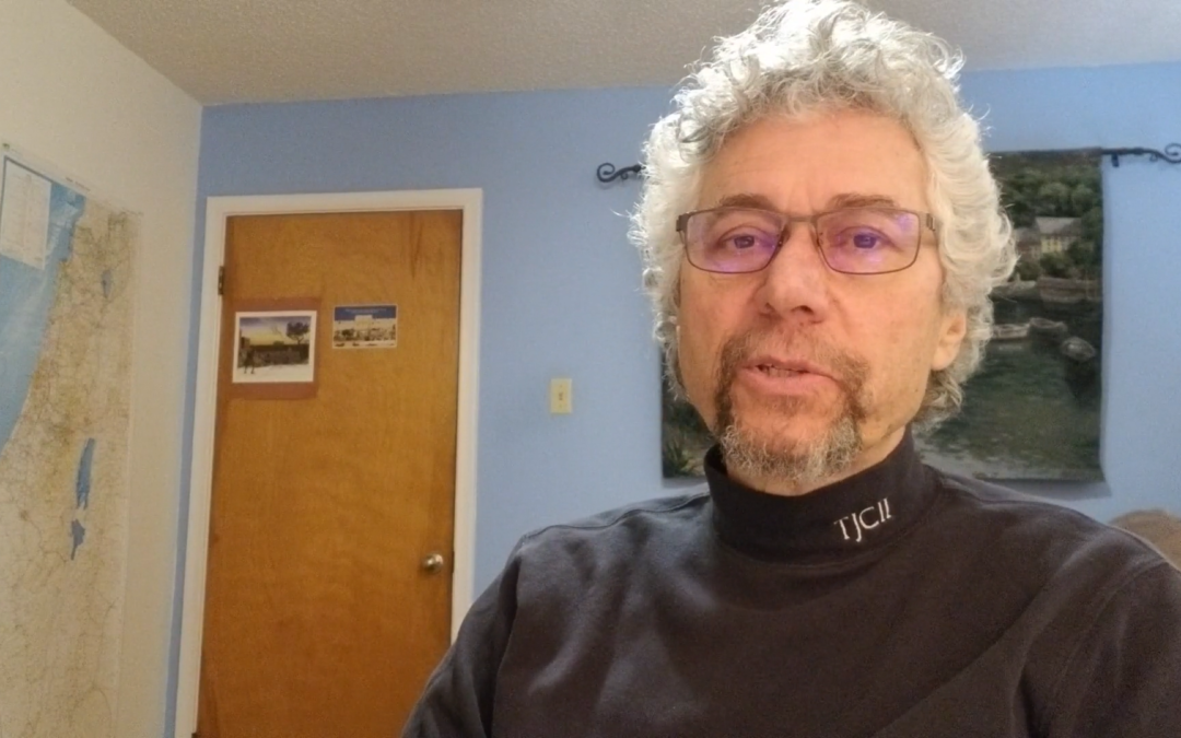 Rabbi Marty shares a brief message on Purim (The Feast of Lots.)